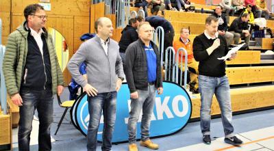 Foto zur Meldung: Sparkassen - Cup 2019