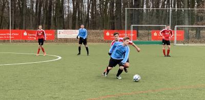 Foto zur Meldung: Fußball: ESV Lok Falkenberg  -  SV Blau Gelb Sonnewalde 6 : 2