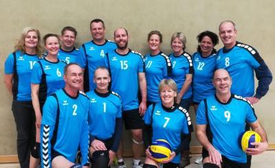 Foto zur Meldung: Bericht Volleyball-Saison 2018