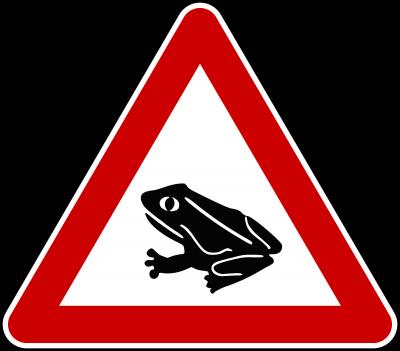 Vorschaubild zur Meldung: Amphibienschutz 2019 im Landkreis Fulda