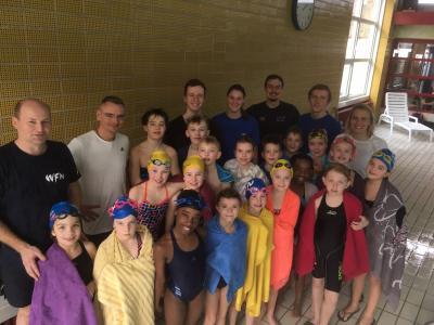 Foto zur Meldung: Kreisfachverband Schwimmen Northeim/Einbeck Trainer,- und Aktiven Schulung