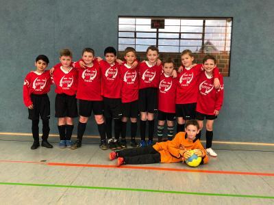 Foto zur Meldung: Fußballturnier der Samtgemeinde