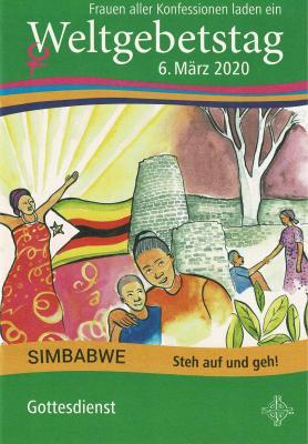 Vorschaubild zur Meldung: Weltgebetstag am 6. März in Boitzenburg