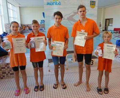 25. Stadtmeisterschaften im Schwimmen