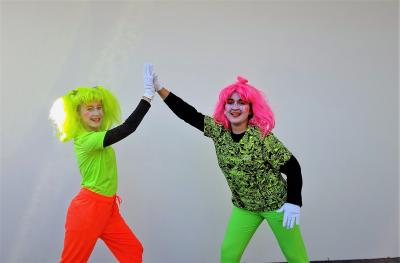 Theaterspaß für Groß und Klein: Max und Moritz im Zauberlicht! Theater Zielitz Samstag 23.02.19