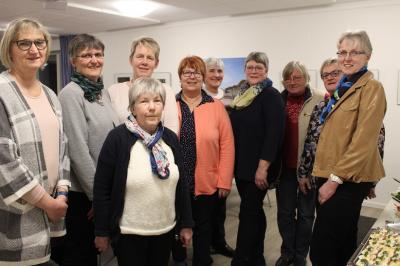 Foto zur Meldung: Landfrauenverein Schafflund stellte sein Jahresprogramm vor