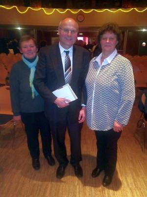 Foto zur Meldung: Verleihungen und Beförderungen im Bistum Regensburg