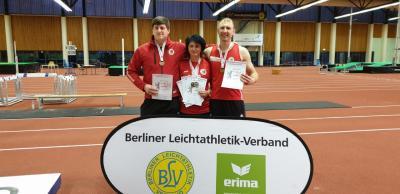 Vorschaubild zur Meldung: Zwei Landesmeister - Titel für Schmöllner Leichtathleten
