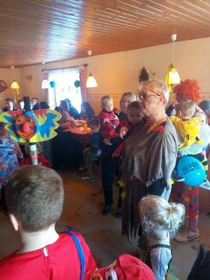 Foto zur Meldung: Eine tolle Kindergarten-Faschingsfeier heuer in Schwaben