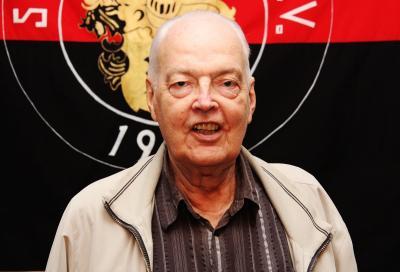 Foto zur Meldung: Der SVS hat einen Ehrenvorsitzenden: Helmut Siebke