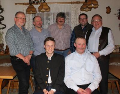 Foto zur Meldung: Der CSU-Ortsverband traf sich zur Jahreshautversammlung