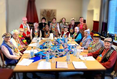 Vorschaubild zur Meldung: Senioren-Faschingsfeier beim AWO Ortsverein.