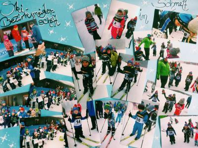 Plakat der SV Biberau Kids
