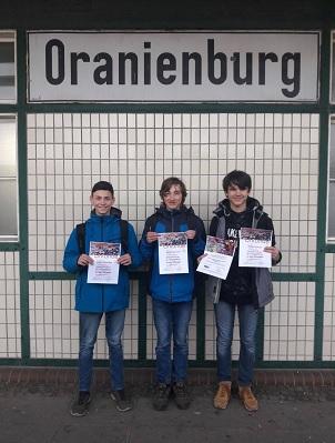 Foto zur Meldung: Regionalfinale der 24. Brandenburger Biologieolympiade