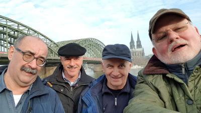 Foto zur Meldung: Ausflug der Ehrenabteilung