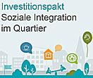 """Foto zur Meldung: Aufruf zur Teilnahme am Investitionspakt """"Soziale Integration im Quartier"""""""