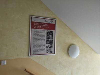 Foto zur Meldung: Ausstellung 100 Jahre AWO
