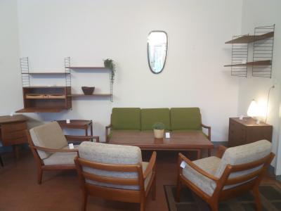 Vorschaubild zur Meldung: Neu bei uns im Sortiment - Skandinavische Designermöbel aus den 50er & 60er Jahren