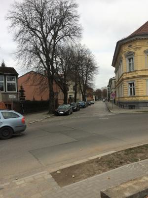 Vorschaubild zur Meldung: Kurzzeitige Verkehrsbehinderungen: Paul-Jerchel-Straße (04.03.- 22.03.19)