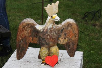 Foto zur Meldung: Vogelschießen vorbereiten, Teil I