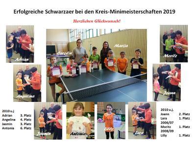 Vorschaubild zur Meldung: Ergebnisse Kreis-Minimeisterschaften