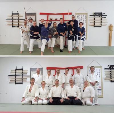 Foto zur Meldung: Kombi-LG Kenjutsu+Aikido