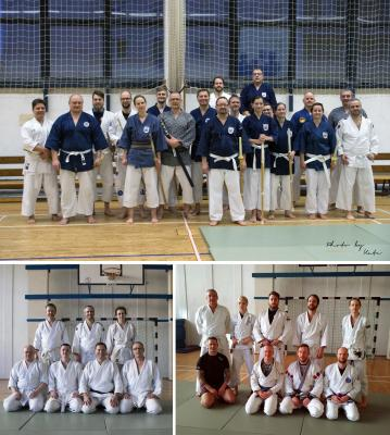 Foto zur Meldung: Kombi-LG Kenjutsu+Aikido+BJJ