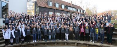 Vorschaubild zur Meldung: Jugend forscht: 18 Projekte qualifizieren sich