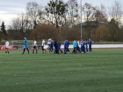 Foto zur Meldung: Vorbereitung der Mannschaft auf die Rückrunde