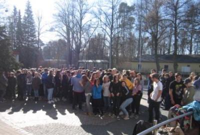 Foto zur Meldung: Auswertung Rezitatorenwettstreit und Kopfrechenwettbewerb