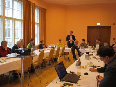 Foto zur Meldung: Vorstandswahl Förderverein LAG
