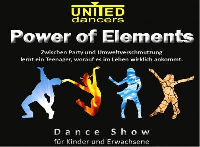 """Vorschaubild zur Meldung: """"Power of Elements"""" …  nicht nur eine Tanz-Show,  sondern ein Projekt zum Thema Umweltschutz"""