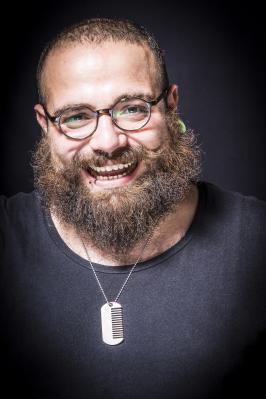 Firas Al-Shater (Foto © Lutz Jäkel)