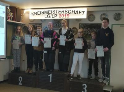 SG Herzberg Jugendkreismeister