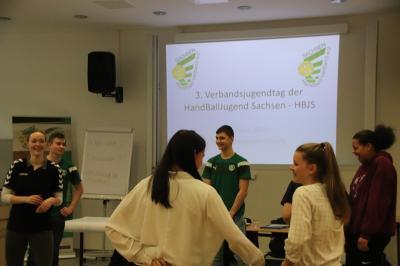 Aufnahme vom Workshop des HVS-Jugendverbandstag