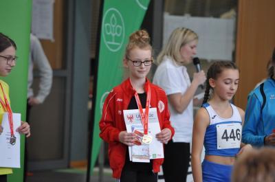 Pia Damitz - Landesmeisterin der Altersklasse 11
