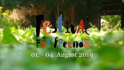 Bild der Meldung: Festival Für Freunde e.V.: Trailer 2019