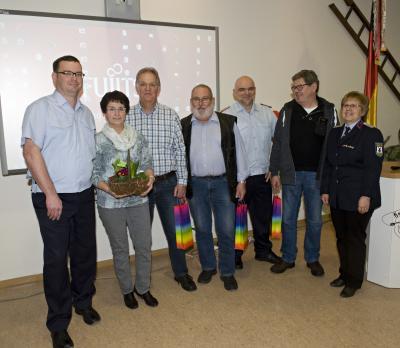 Foto zur Meldung: Jahreshauptversammlung des Fördervereins