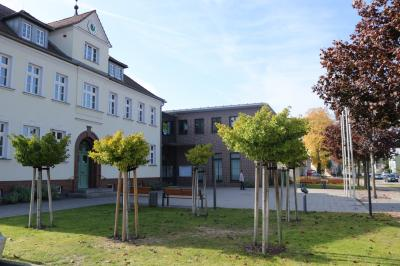 Kolkwitzer Rathaus Foto: Gemeinde Kolkwitz
