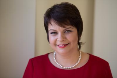 Foto zu Meldung: Sozialministerin Stefanie Drese kommt nach Malchin: Bürgerforum im Rathaus