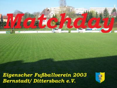 Vorschaubild zur Meldung: Das Fußballwochenende( 16.03.- 17.03.2019) auf dem Eigen
