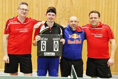 Foto zur Meldung: Klare Sache: SV Schmalensee II im Finale