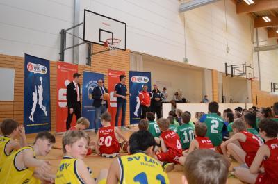 Mannschaften aus sieben Havelland-Grundschulen traten beim sechsten Vorrundenturnier gegeneinander an und hatten dabei jede Menge Spaß.