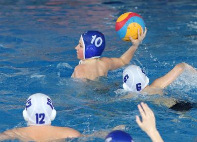 Foto zur Meldung: Wasserball U13 Bezirkspokal