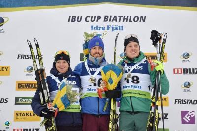 Foto zur Meldung: IBU Cup Idre Fjäll