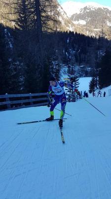 Foto zur Meldung: Deutschlandpokal Biathlon Martelltal
