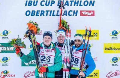 Foto zur Meldung: IBU Cup Obertilliach