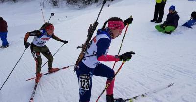 Foto zur Meldung: Alpencup/Deutschlandpokal 12./13.1.19 in Ridnaun