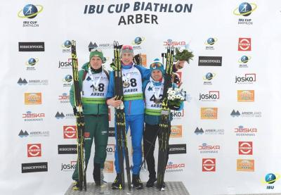 Foto zur Meldung: IBU Cup Am Arber