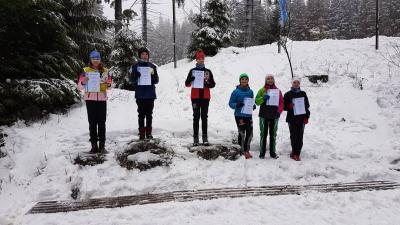 Foto zur Meldung: 3. Thüringer Langlauf Cup Nesselberg